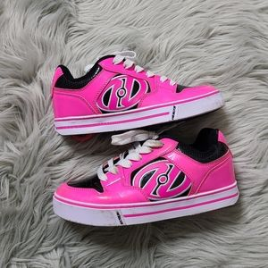 Heely's Motion Hot Pink Skate Roller Shoes
